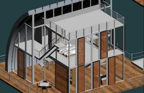 3dsmax海边房屋场景建模教程(20)