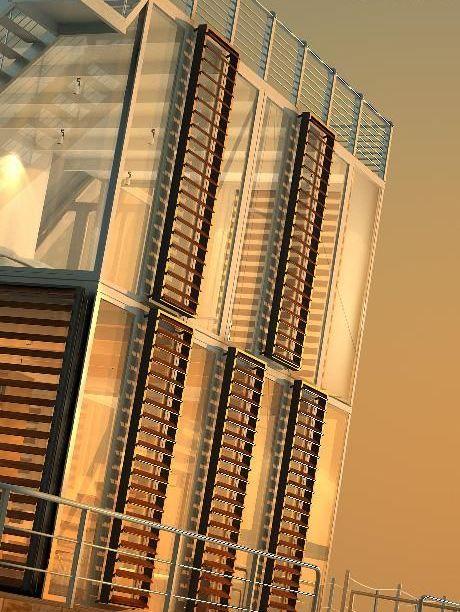 3dsmax海边房屋场景建模教程(5)