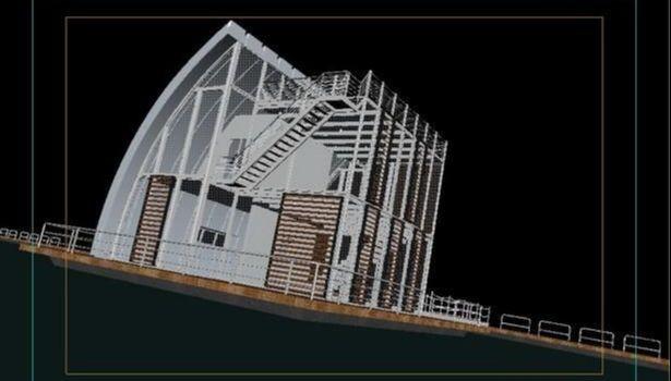 3dsmax海边房屋场景建模教程(1)