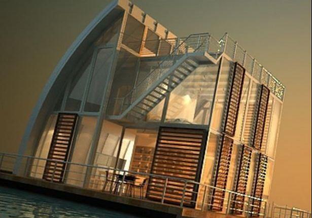 3dsmax海边房屋场景建模教程(4)