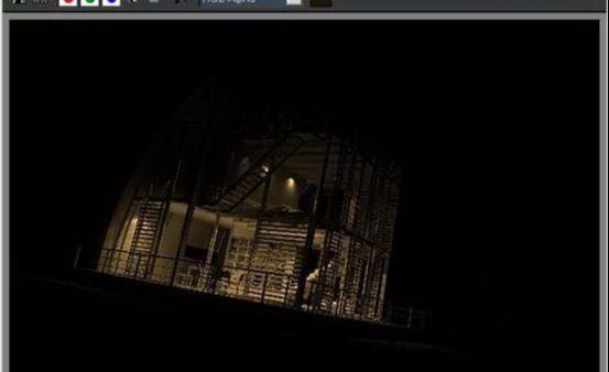 3dsmax海边房屋场景建模教程(26)