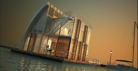 3dsmax海边房屋场景建模教程(66)