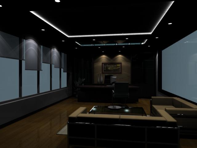 3D MAX实例教程:光能传递流程攻略(2)