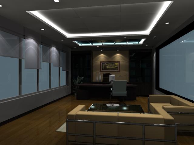 3D MAX实例教程:光能传递流程攻略(7)