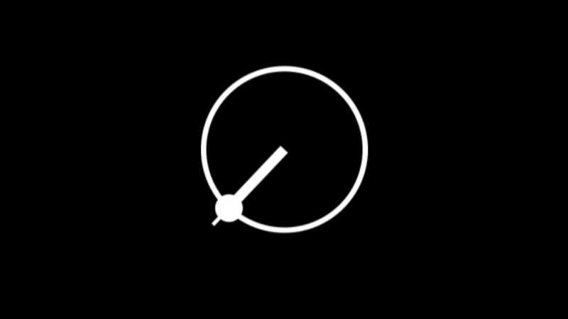 AE如何用工具制作钟表左右摆动效果