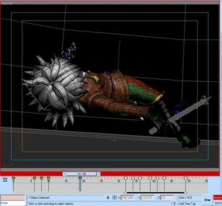 3dsmax绘制童话色彩的动画片教程(14)
