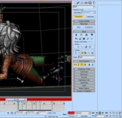 3dsmax绘制童话色彩的动画片教程(15)