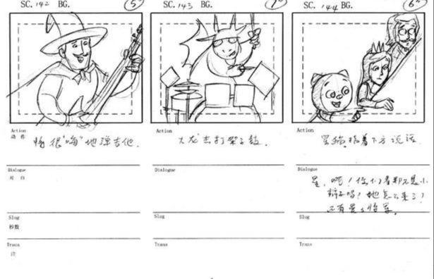 3dsmax绘制童话色彩的动画片教程(4)