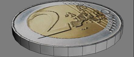 3DS MAX制作硬币堆栈动画教程(2)